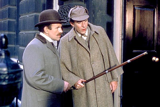 Robert Stephens, The Private Life of Sherlock Holmes (1970)