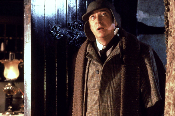 Michael Caine, Without a Clue (1988)