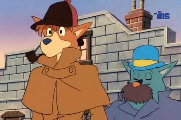 Sherlock Hound, Sherlock Hound (1984)