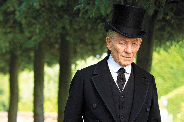 Ian McKellen, Mr. Holmes (2015)