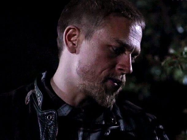 Sons of Anarchy | ''In his one take, Charlie Hunnam ad-libbed that line 'Just business''' after he kills Putlova. He'd said it earlier in the episode, and he wanted…