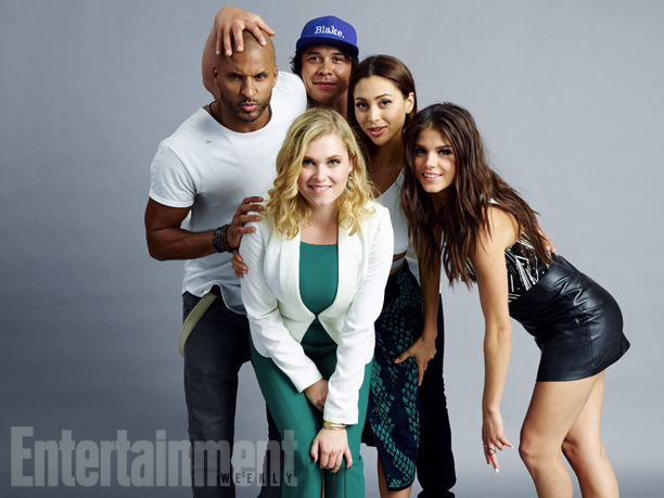 Ricky Whittle, Eliza Taylor, Bob Morley, Lindsey Morgan, Marie Avgeropoulos, 'The 100'