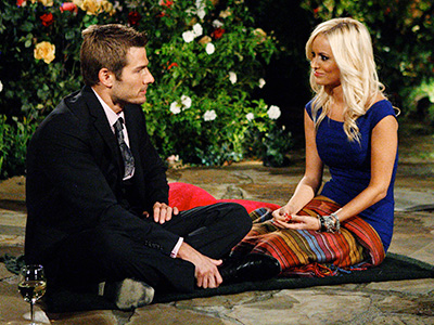 The Bachelor (season 15) Finale aired March 14, 2011 Bachelor: Brad Womack Potential brides: Emily Maynard and Chantal O'Brien Kristen Baldwin wrote: On Chantal: ''Chantal…