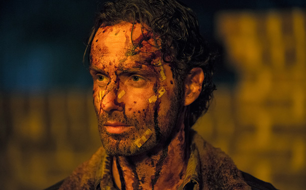 Best Actor: Andrew Lincoln, The Walking Dead