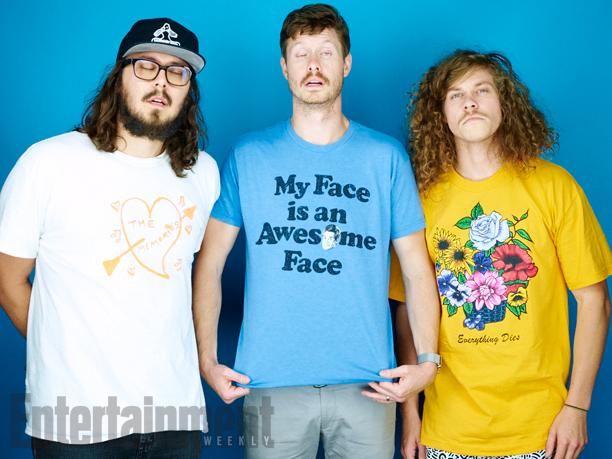 Kyle Newacheck, Anders Holm, Blake Anderson, 'Workaholics'