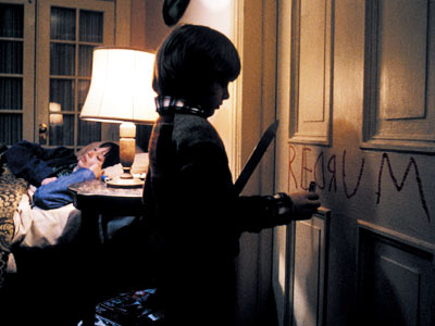 Danny Lloyd, The Shining | CHILD'S PLAY Danny's strong psychic sensitivity comes in handy when his father (Jack Nicholson), the wintertime caretaker of an empty, snowbound hotel, goes bonkers. CHILLING…