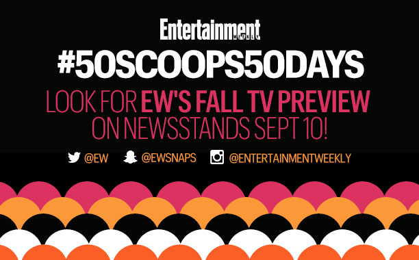 #50Scoops50Days: Take our Fall TV quiz