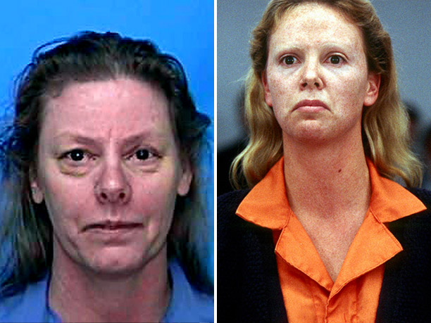 BEST: Aileen Wuornos, portrayed by Charlize Theron in Monster