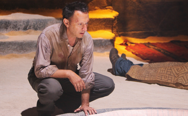 Ben Linus (Michael Emerson), Lost
