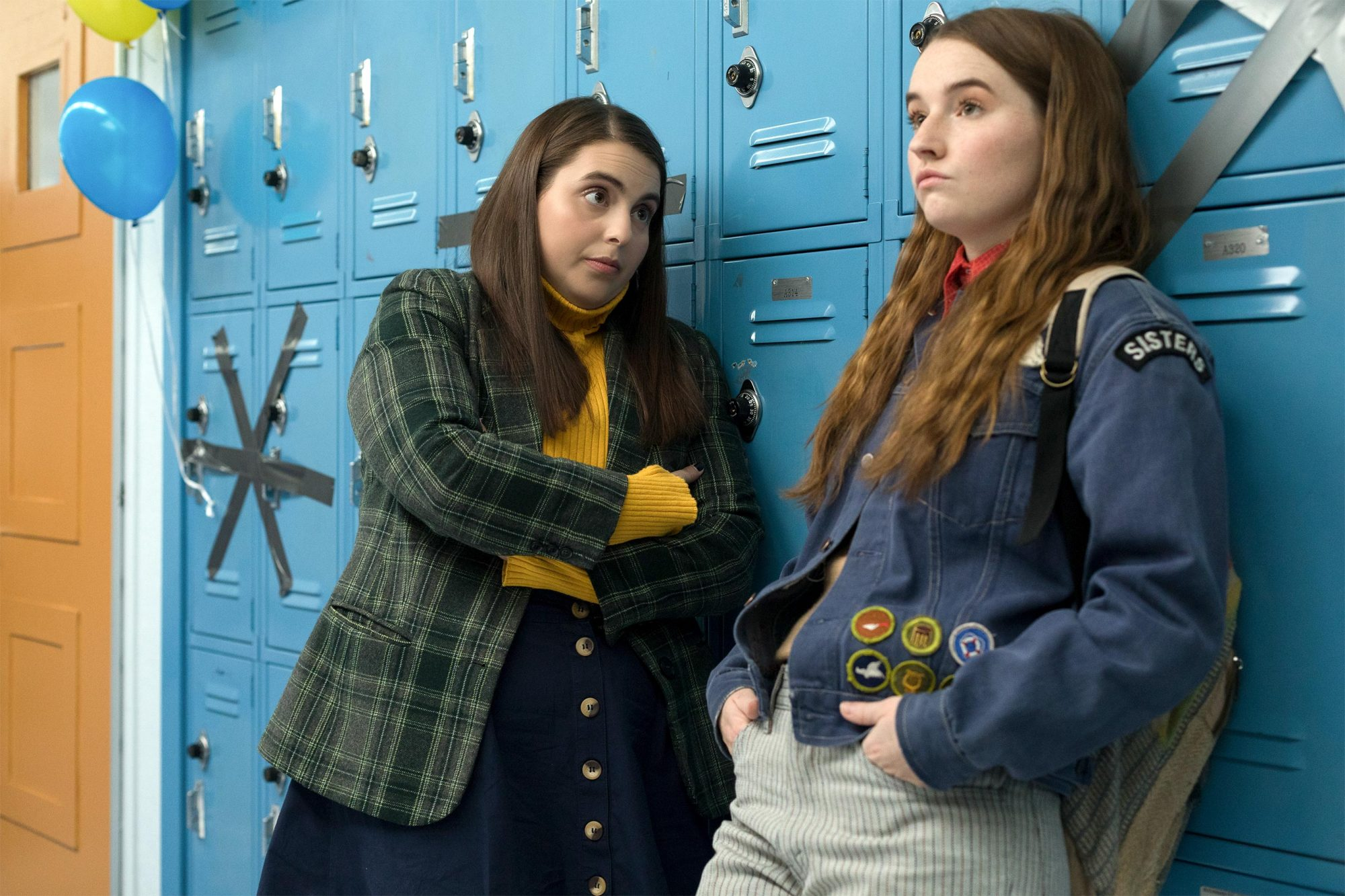 BOOKSMART Beanie Feldstein stars as Molly and Kaitlyn Dever as Amy in Olivia Wilde's directorial debut, BOOKSMART, an Annapurna Pictures release. Credit: Francois Duhamel / Annapurna Pictures