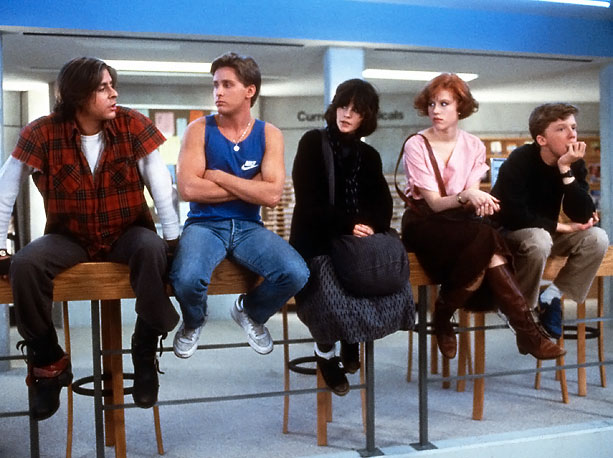 We see it as we want to see it — in the simplest terms, the most convenient definition: The Breakfast Club is the best high…