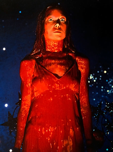 School can be terrifying, especially when you're an awkward telekinetic teen whose mother is a loony religious zealot. Poor Carrie White can't even get through…