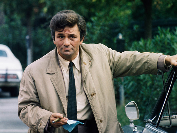 NBC, 1971-78; ABC, 1989-2003 Peter Falk brought the rumpled, deceptively addled detective to life, while creators William Link and Richard Levinson devised a novel format:…