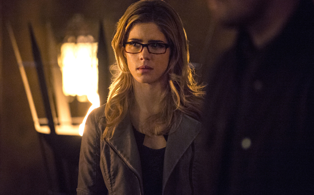 Felicity Smoak (Emily Bett Rickards), Arrow