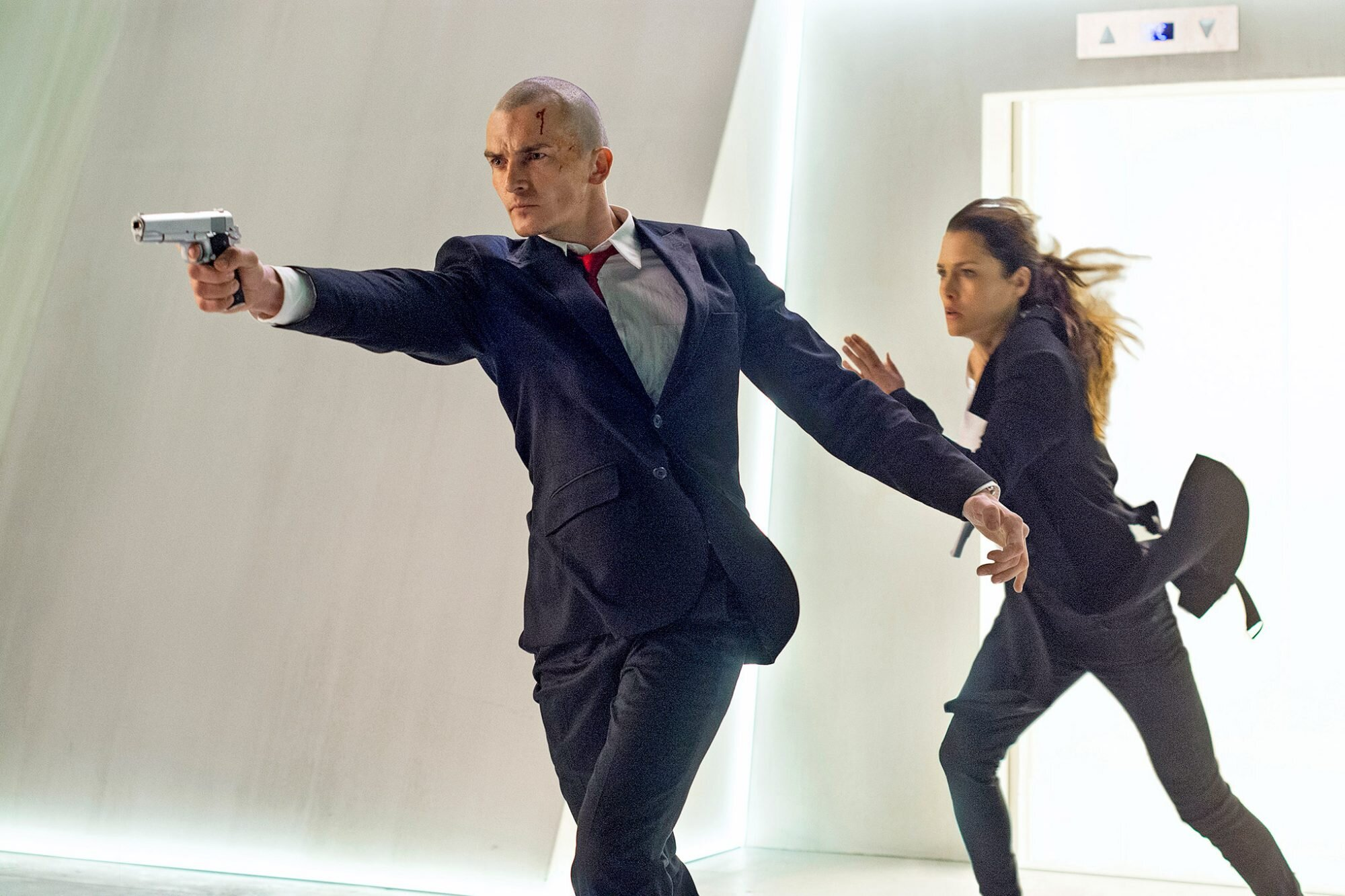 Hitman Agent 47 Ew Review Ew Com