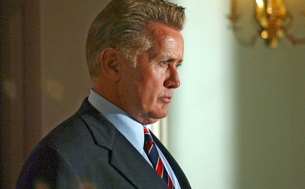 "Josiah ""Jed"" Bartlet (Martin Sheen), The West Wing"
