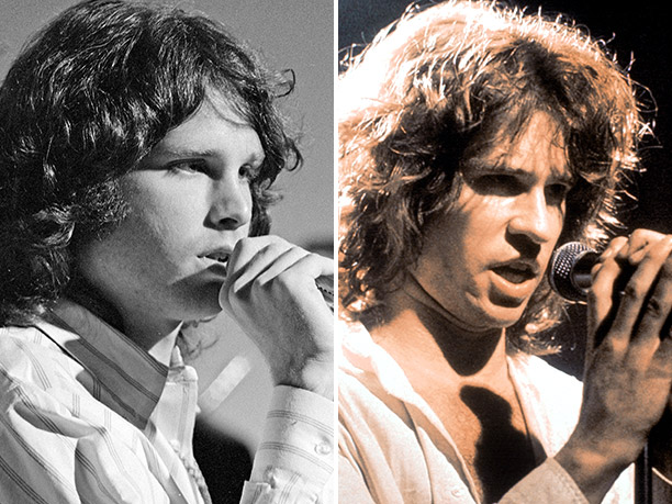 BEST: Jim Morrison, portrayed by Val Kilmer in The Doors
