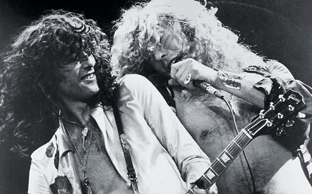 Jimmy Page on Led Zeppelin's Heavenly Legacy