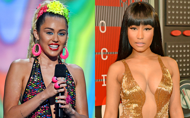 Miley Cyrus vs. Nicki Minaj