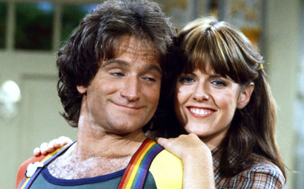 Robin Williams was an unknown stand-up comedian when Garry Marshall cast him as the alien manchild from Planet Ork on an episode of Happy Days…