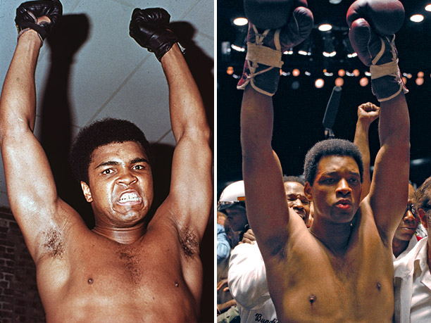 BEST: Muhammad Ali, portrayed by Will Smith in Ali