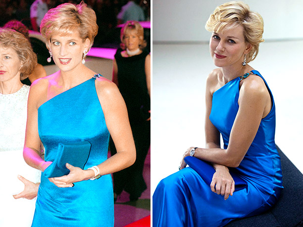 WORST: Diana, Princess of Wales, portrayed by Naomi Watts in Diana