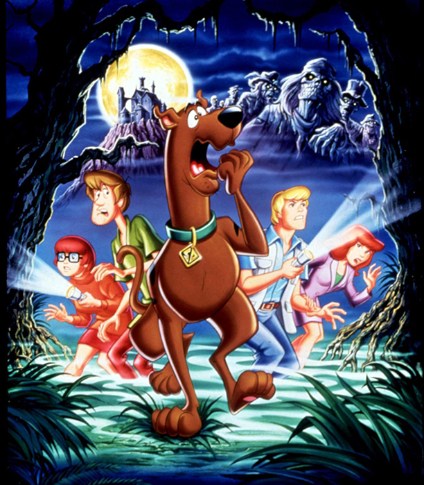 Scooby-Doo is heading back to theaters in 2018 (in animated form)