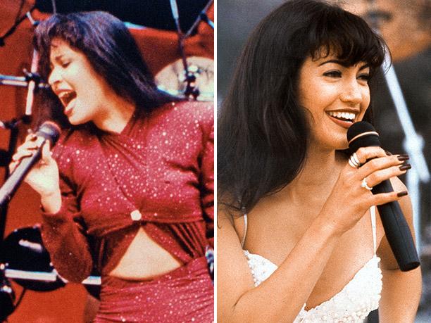 BEST: Selena, portrayed by Jennifer Lopez in Selena