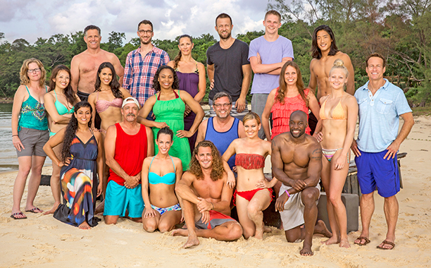 SURVIVOR CAMBODIA: SECOND CHANCE CAST