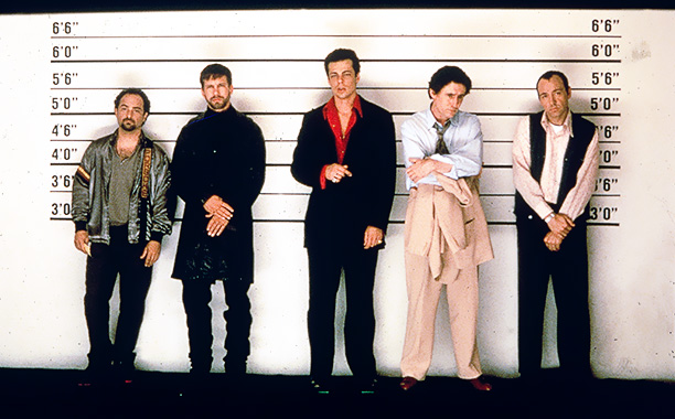 The Usual Suspects | Breakout: The Usual Suspects (1995) Singer's first feature, Public Access , won the Sundance Grand Jury prize in 1993, but it was The Usual Suspects…