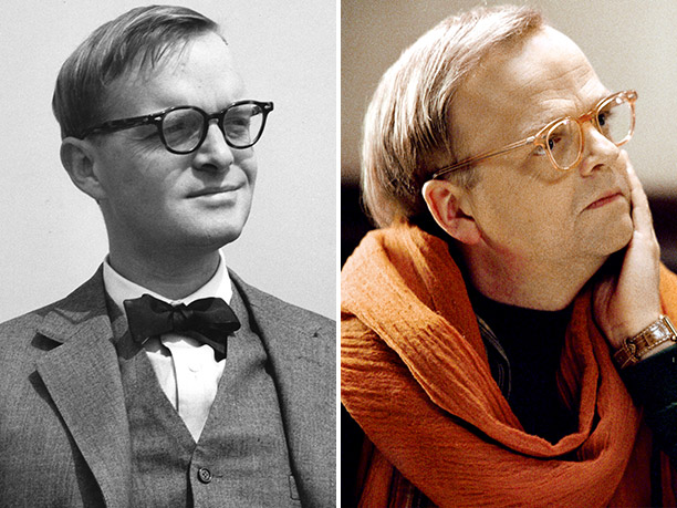 BEST: Truman Capote, portrayed by Toby Jones in Infamous