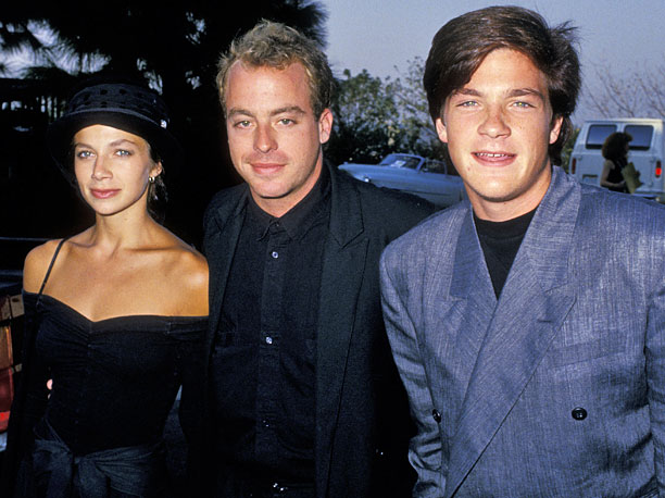 Siblings Justine and Jason Bateman teamed up with Justine's then-boyfriend Leif Garrett in 1988.
