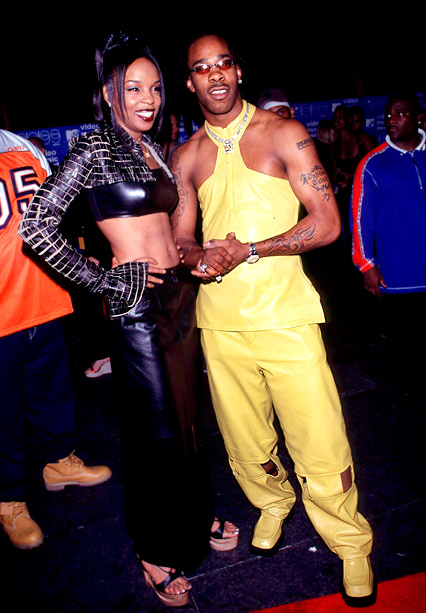 MTV Video Music Awards | Orange you glad I didn't say banana? Oh, wait. I did. But I call it like I see it. Busta Rhymes slipped into this yellow…