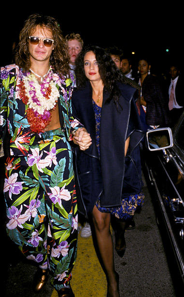 MTV Video Music Awards | David Lee Roth attended the very first VMA's in this Hawaiian-inspired outfit. The only problem? The show took place on the island of Manhattan, not…