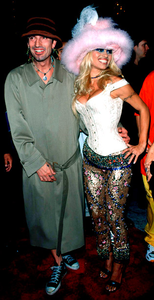 MTV Video Music Awards | On again, off again couple Pamela Anderson and Tommy Lee made a memorable appearance together at the 1999 show. And not in a good way.…