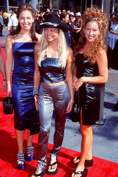 MTV Video Music Awards | Long before she became Fergalicious and wed Josh Duhamel, Stacy Ferguson was part of the female pop trio Wild Orchid. In 1998, the singer hit…