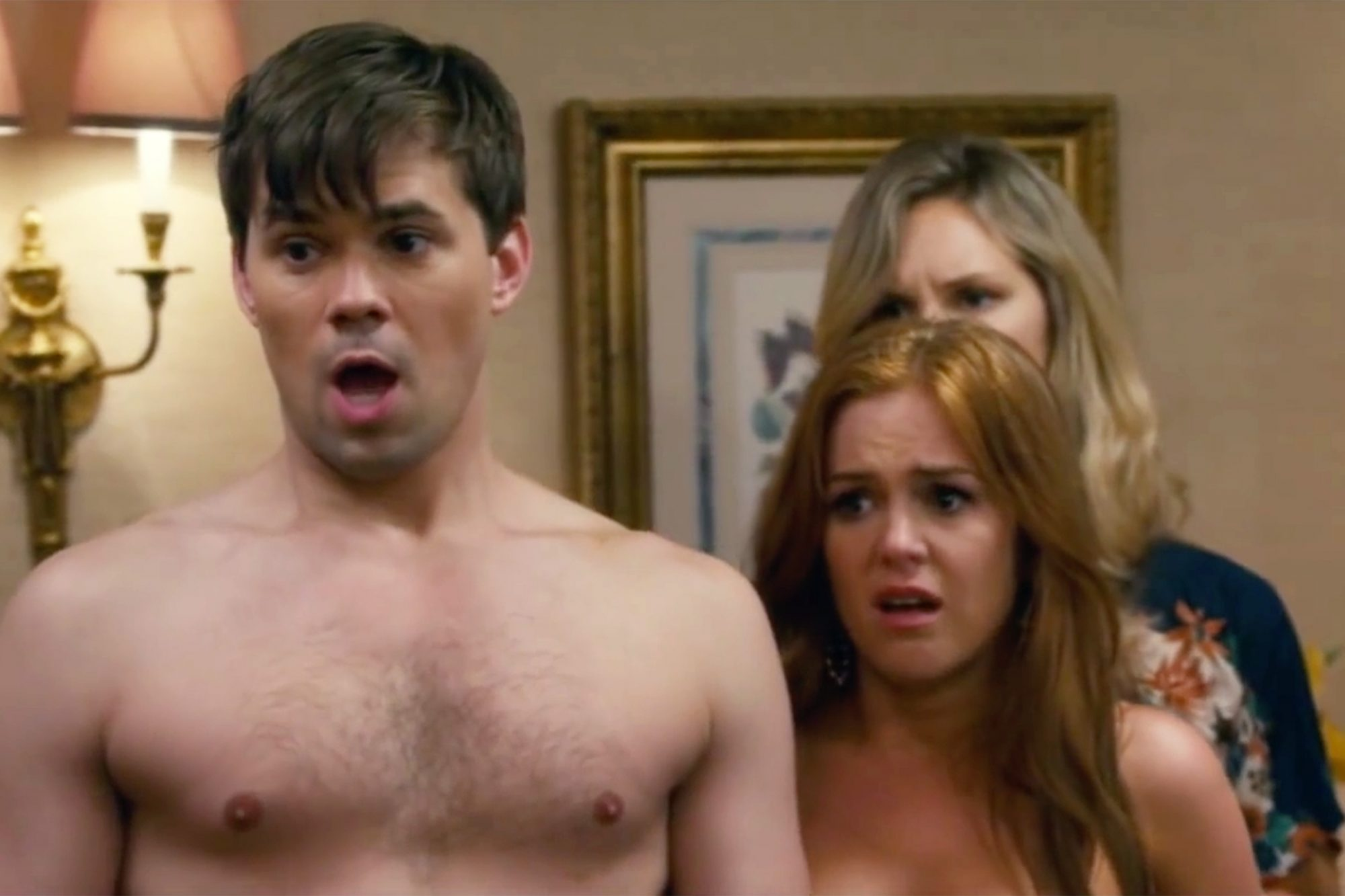 Manny (Andrew Rannells)