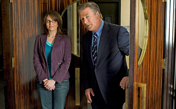 Liz Lemon and Jack Donaghy, 30 Rock