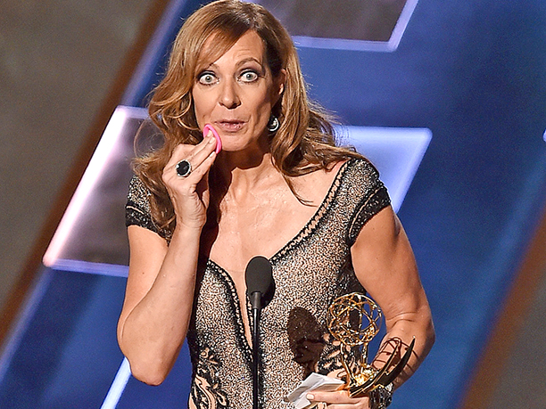 BEST: Allison Janney ties Ed Asner, Mary Tyler Moore's Emmys record