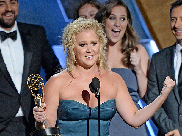 That Time She Won an Emmy