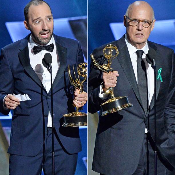BEST: The Bluths take home Emmys