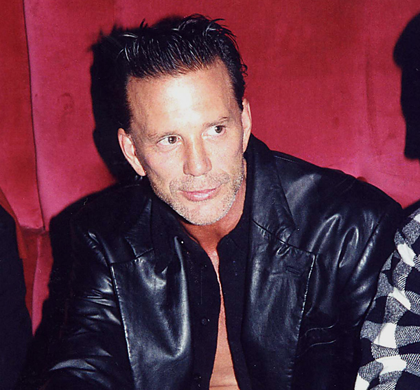 Mickey Rourke, The Thin Red Line