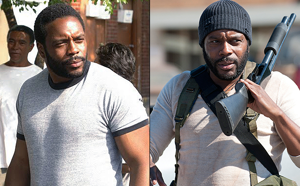 Chad L. Coleman (Tyreese Williams)