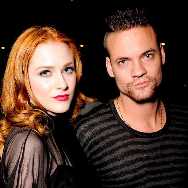 Evan Rachel Wood and Shane West ('Once and Again')