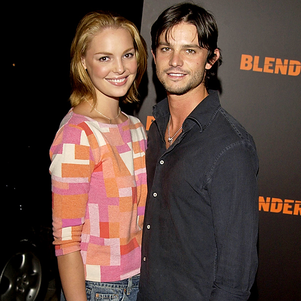 Katherine Heigl and Jason Behr (Roswell)