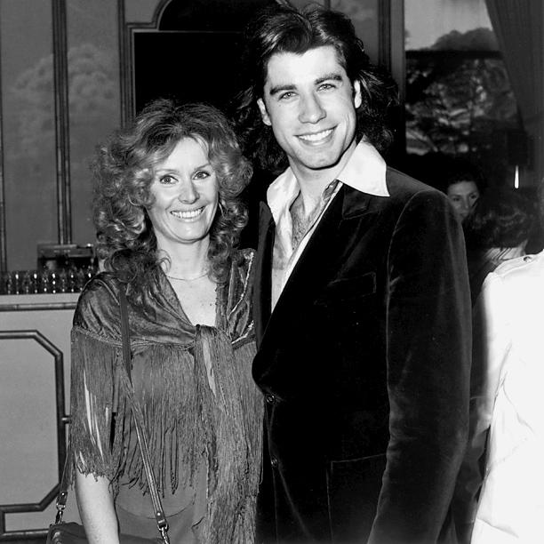 John Travolta and Diana Hyland (TV movie Boy in the Plastic Bubble)