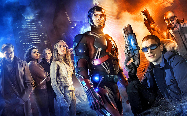 The CW: Legends of Tomorrow