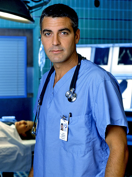 Primetime Emmy Awards 2012 | Emmy-Worthy Role: Dr. Doug Ross, ER Clooney was nominated twice for his dashing turn as a heroic pediatrician, but when Hollywood beckoned, he lost his…