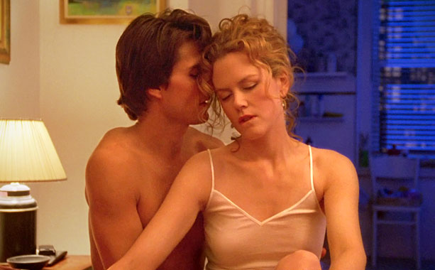 Tom Cruise, Nicole Kidman, ...   The film didn't do much to help Kidman's career—or her marriage to Tom Cruise—but sales of this $40 camisole by Swiss manufacturer Hanro doubled after…