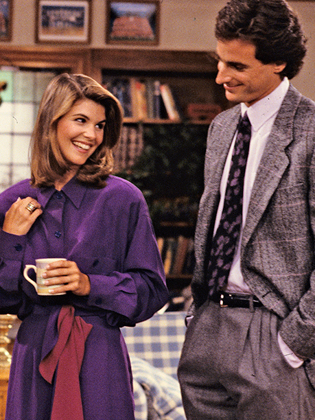 Rebecca Donaldson and Danny Tanner, Full House